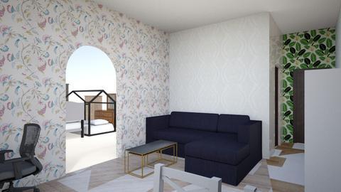 kemo living room - Modern - Living room  - by AKRMEBRAHIM