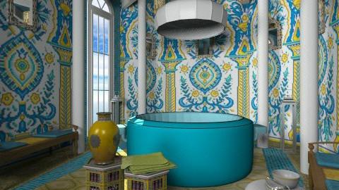 hamam - Eclectic - Bathroom  - by wincray vills