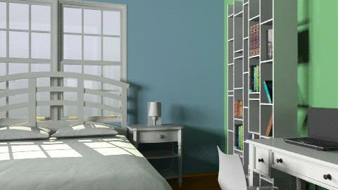 g - Country - Bedroom  - by bandit97
