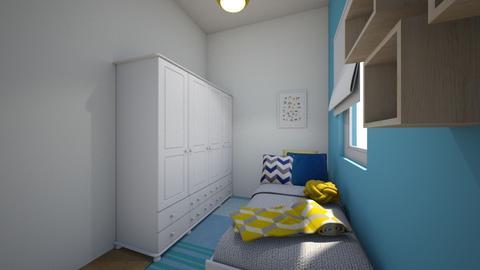 adis kid room - Classic - Kids room - by yisca