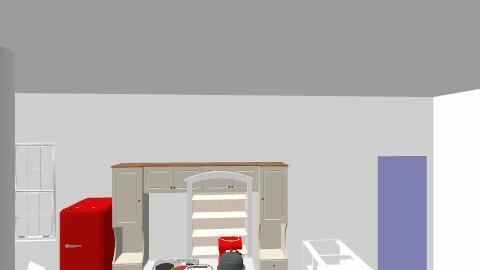 pi - Retro - Living room  - by nanitos