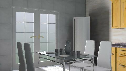 COZINHA - Glamour - Kitchen  - by 28059607g