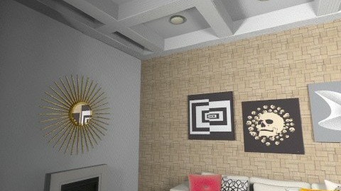 Contemporary 1 - Modern - Living room  - by carolinafer
