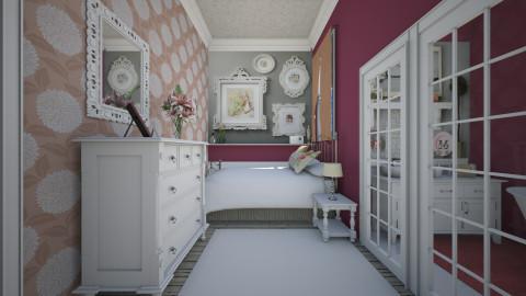 Pretty - Bedroom  - by sissybee