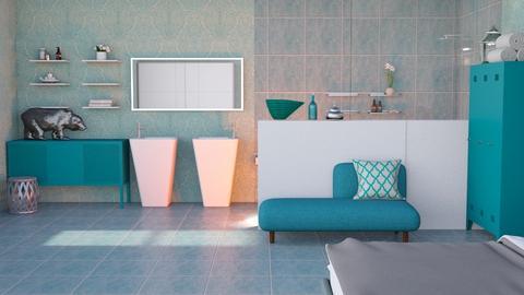 TMB  - Modern - Bathroom - by augustmoon