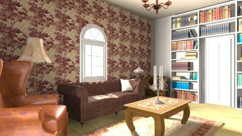 anthro style - Vintage - Living room  - by Alyson Garcia