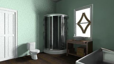 Bathroom - Country - Bathroom  - by dickeys