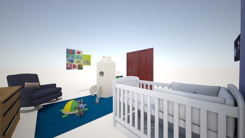 Evas Nursery  - Kids room  - by evitaareyes_
