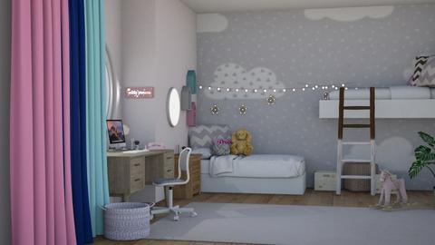 Cloud Nine - by daisy_belle