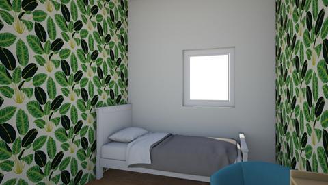 Moje mieszkanie - by Julia Cz