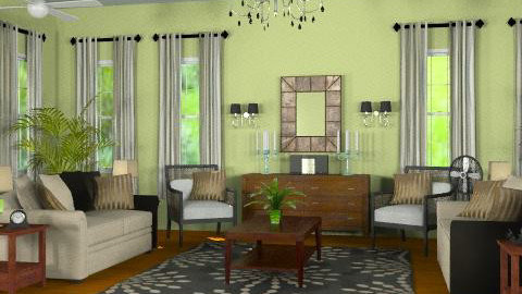 livingroom2 - Classic - Living room  - by wwrightsc