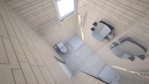 Concept 1 - Minimal - Bathroom  - by Iman Veldhuijzen