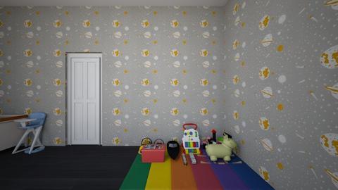 nursery - Kids room  - by kyleratlas
