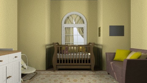 New Born to 4 yrs - Kids room - by 89dudes