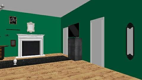 Bedroom Makeover - Rustic - Bedroom  - by akiresregdor