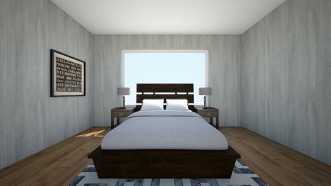 bedroom - Bedroom  - by ilsejanssen