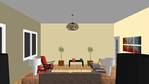 Sala de estar - Country - by estercac