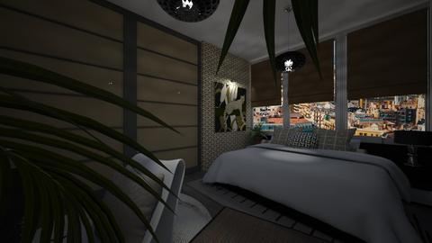 Beutiful Bedroom - Modern - Bedroom  - by emmysnackk