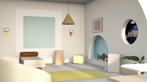 Minimalist living room - Modern - Living room  - by augustmoon