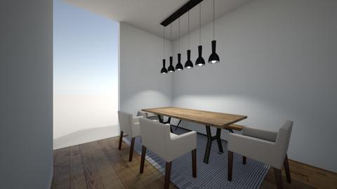 Daniels house - Living room - by Annishka
