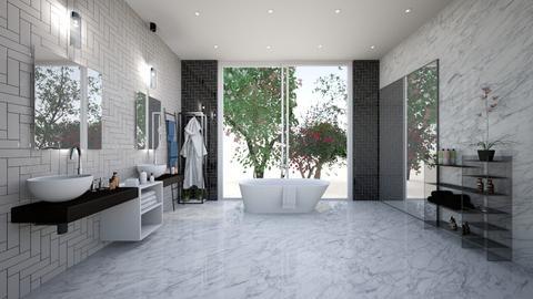 Bathroom - Bathroom  - by MyDesignIdeas