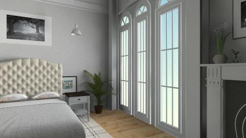 Bedroom Escape - Bedroom - by palislee