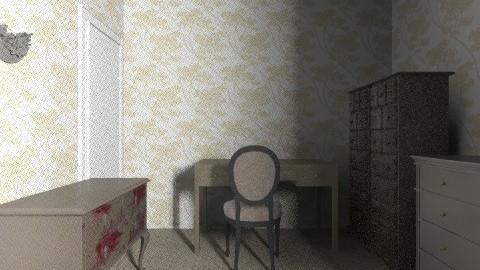 My room - Vintage - by AnduZB