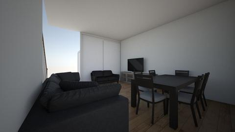 test - Living room  - by b41mmm