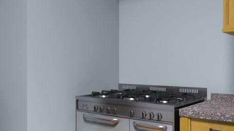 kitchen - Retro - Kitchen  - by nthompson