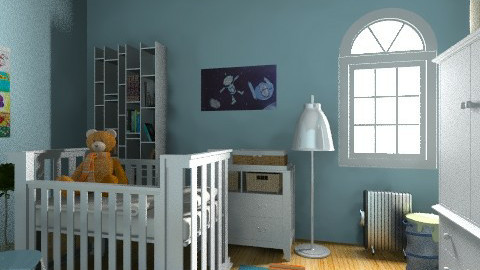 Nursery - Modern - Kids room  - by blondina14