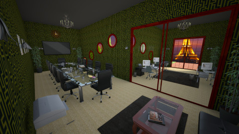 new orleans office - Office - by yana mariee