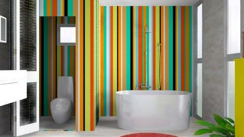 Prime colours - Modern - Bathroom  - by ovchicha