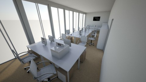 Contact Center current  - Modern - Office  - by giampietro1