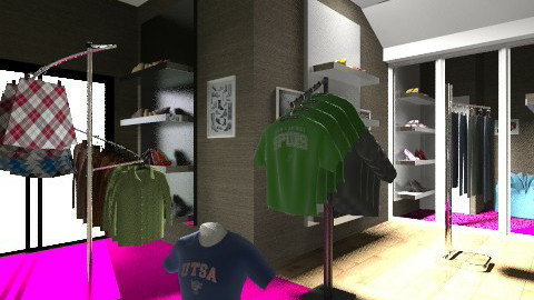 clothes shop - Vintage - by niamh1803
