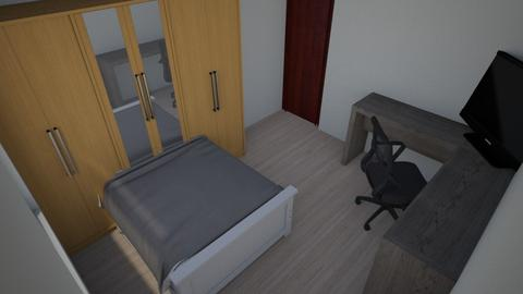 Headquarters - Modern - Bedroom  - by abcurvelo