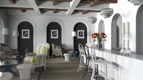 French Beams - Eclectic - Dining room  - by 3rdfloor