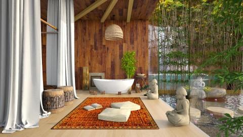 Thai Resort ll - Bedroom  - by DeborahArmelin