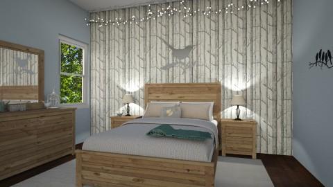 Bird room - by kck22