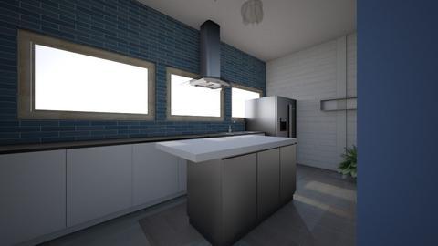 horizontal - Kitchen  - by MasonSumi12
