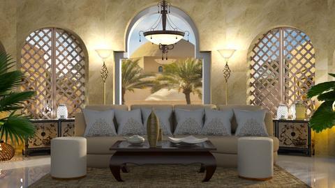 Oriental Series Sandstone - by ZsuzsannaCs