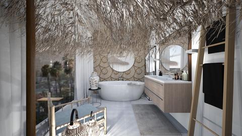 bathroom - Bathroom  - by juliette fellinger1