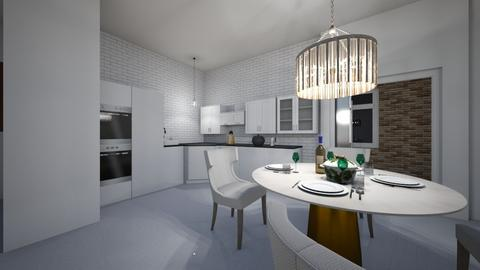 baby - Modern - Kitchen  - by hicran yeniay