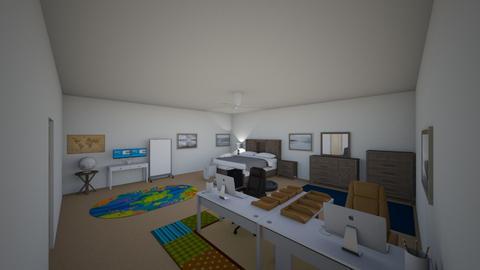 M Bedroom - Bedroom  - by Rsvo64