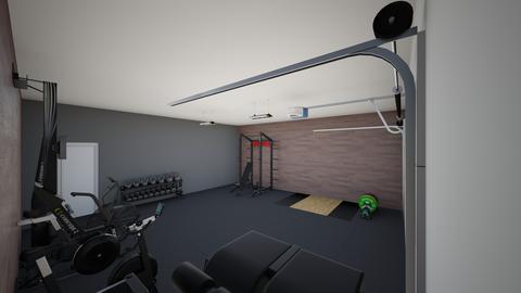 Garage Gym V3 - by rogue_17be94473d0854cfa7f9ab24269fe