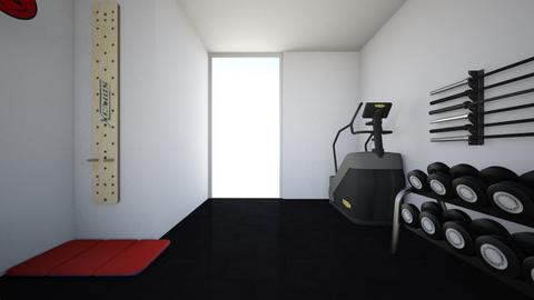 gym salon - by trknmtn