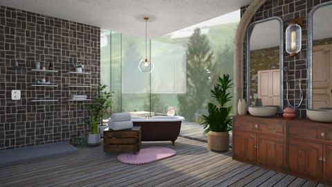 Free - Bathroom  - by augustmoon