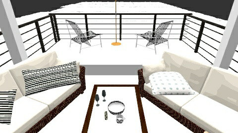 wide open - Minimal - Living room  - by mareiko
