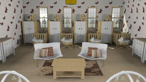 baby nursery - Modern - Kids room  - by blodyn