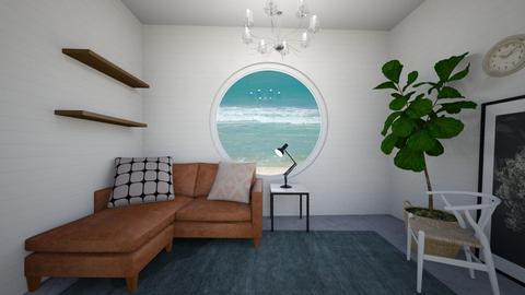 Circular View - Modern - Living room - by ElieK
