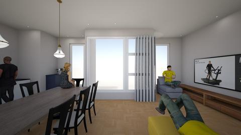 carl1 final2 - Living room  - by pub_carl